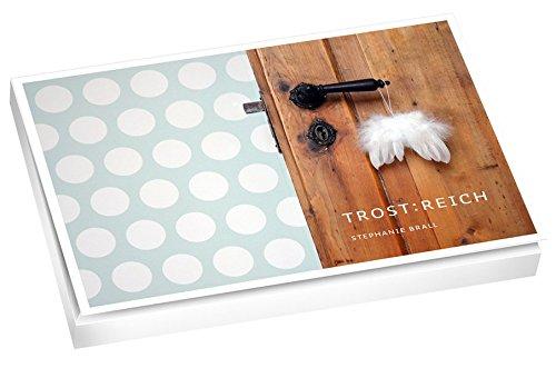 TROST:REICH - Postkartenbuch