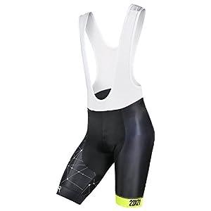 SKYSPER Ciclismo Maillot Hombres Pantalones Cortos Culote de Ciclismo Ropa Maillot Transpirable para Deportes al Aire Libre Ciclo Bicicleta