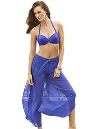 2ee3d01289 Kelinda Marea, Split Sided Trouser Cover Up, Ladies Loungewear/Swimwear.