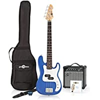 Basso LA 3/4 + Amplificatore blu