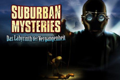 Suburban Mysteries Das Labyrinth der Vergangenheit