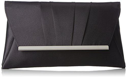 Picard Damen Scala Umhängetasche, Schwarz, 2.5x14.5x28 cm -
