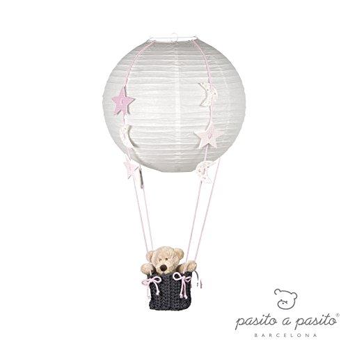 pasito-a-pasito-lampara-globo-oso-con-banderola-azul-bp