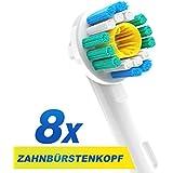 caretist brossettes de rechange pour Oral B Brosses à dents électriques
