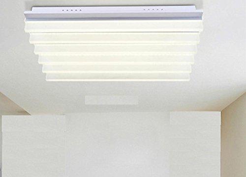 Preisvergleich Produktbild YTB LED-Acryl-Studie moderne minimalistische Schlafzimmer Licht Quadrat Kunst kreative Beleuchtung