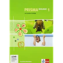 Prisma Biologie - Ausgabe Nordrhein-Westfalen / Schülerbuch 5./6. Schuljahr: Neubearbeitung mit CD-ROM