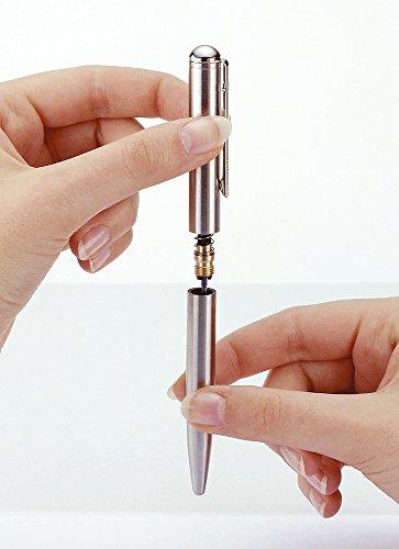 Trodat Ersatzmine D1 blau / 1 Stk. (307162) für alle Goldring Automatic und Grandomatic Stempelkugelschreiber