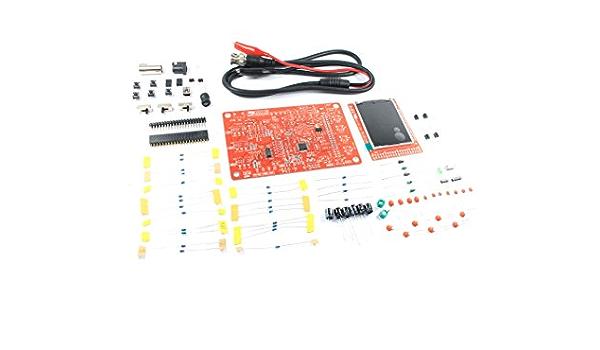 Jye Tech Dso138 Digitales Oszilloskop Set 13803k Abgelötet Diy Ds0 Gewerbe Industrie Wissenschaft