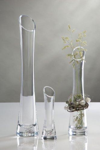 Sandra Rich - Jarron cristal 4.5x35h cm e.6/c.18