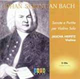 Songtexte von Jascha Heifetz - Sonate e partite per Violino Solo