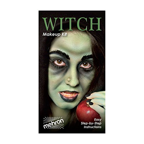 (6 Pack) mehron Character Makeup Kit - Witch
