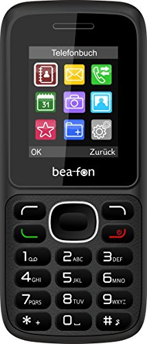 Image of Bea-fon Classic Line C60 Dual-SIM schwarz