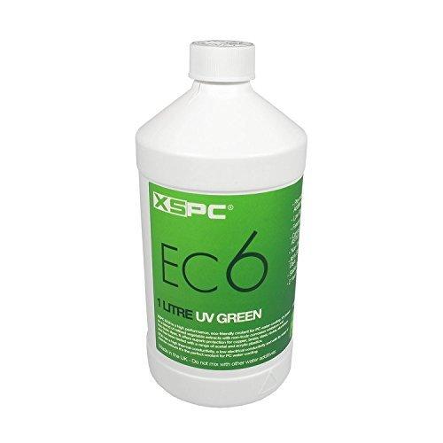 XSPC XS EC6 GRN refrigerante non conduttivo, UV, verde [Regno Unito]