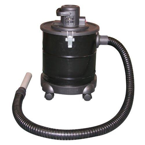 Kamino-Flam-337106-Aschesauger-mit-Motor-ca-20-Liter-Kessel-170-cm-Schlauch-auf-Rollen