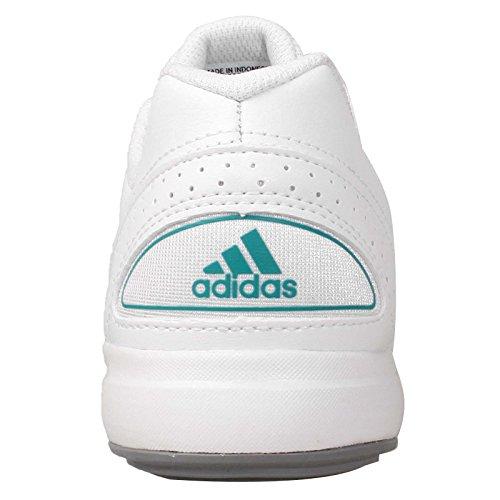 Adidas Essential Star II, Blanc / tegrme / vividmint WHITE/TEGRME/VIVIDMINT