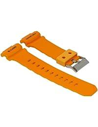 Cinta de repuesto para Casio G de shock g de Lide Naranja GLX de 150