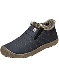 WNGO_Man Shoe Women Male Warm Tactical Non-Slip Plus Velvet Booties Plush Cotton Shoes Casual Shoes Comfy Flat Shoes Running Trainers Jogging Combat Fitness Athletic Walking Gym Casual Outdoors
