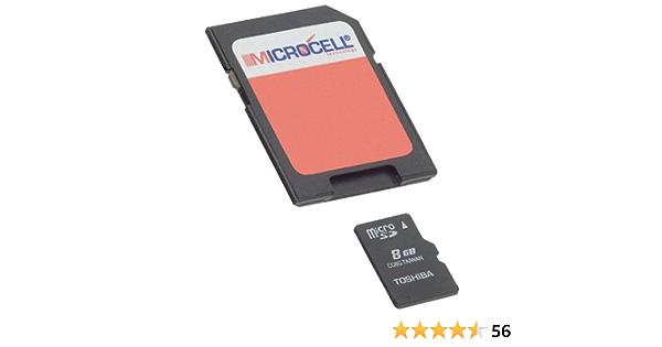 Microcell Sdhc 8gb Speicherkarte Computer Zubehör