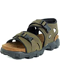 AUSTIN JUSTIN WOOD LAND OUTDOOR SANDALMen's Sandal & floaters