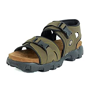 AUSTIN JUSTIN WOOD LAND OUTDOOR SANDALMen's Sandal & floaters