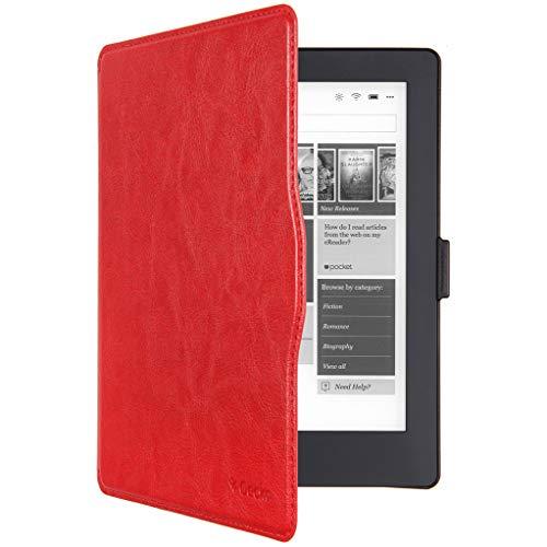 Gecko S4T48C4 6.8' Custodia a libro Rosso custodia per e-book reader