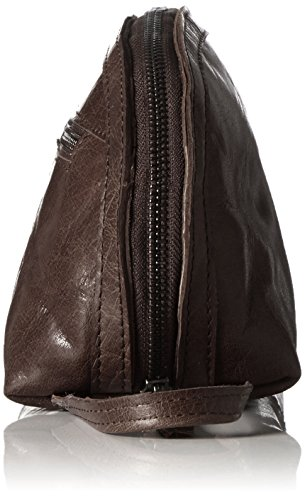 Spikes & Sparrow - Spikes & Sparrow, Sacchetto Donna Braun (Braun (Dark Brown))