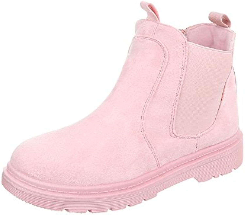 bottes pour dames bottes à à à talon chelsea ital design bloc b075sdgcvs parent | Dans Un Style élégant  f5b1f3