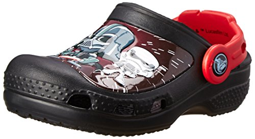 Crocs Cc Star Wars Darth Vader, Sabots Garçon Noir (Black)