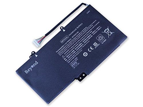 Reemplazo BEYOND Batería para 12 HP Pavilion X360 13-A010DX, HP NP03XL HSTNN-LB6L 760944-421 TPN-Q146 TPN-Q147 TPN-Q148 TPN-Q149.[11.4V 3800mAh,Meses de garantía]