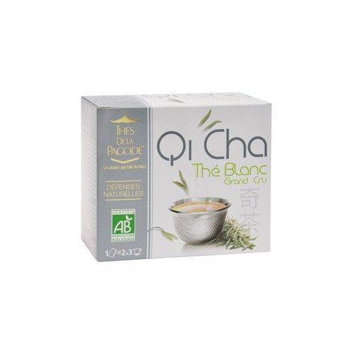 Thés De La Pagode - Healthy Teas - Qi Cha Thé Blanc Grand Cru - 75g (Case of 20)