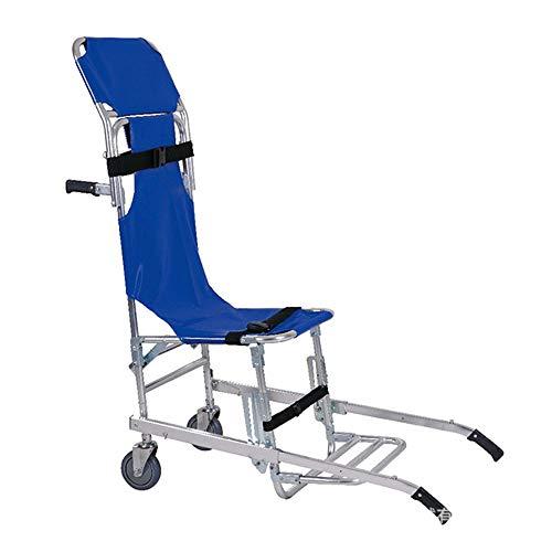 Medizinische Bahre (HYRL Treppen-Evakuierungs-Stuhl-Bahre, Aluminiumleichtgewichtler-Krankenwagen-Medizinischer Aufzug)