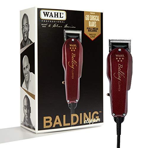 Wahl Glatze Haarschneider, Rot