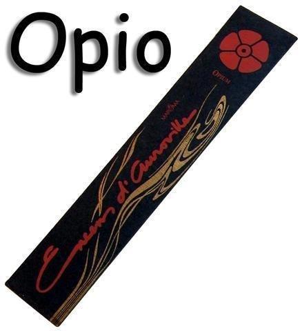 Signes Grimalt-Estuche de 10varitas de incienso Opio, 22cm 1728sg