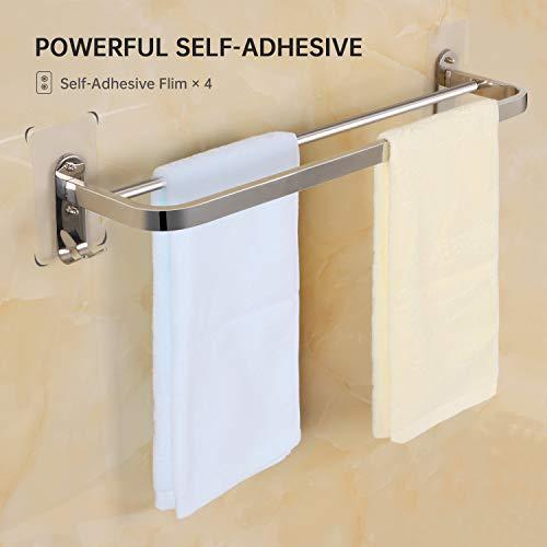 Zoom IMG-2 porta asciugamani bagno da parete