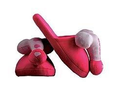 Idea Regalo - Sexy shop - Ciabatte Con Pene Per Addio Al Nubilato - sexy toys - articoli erotici