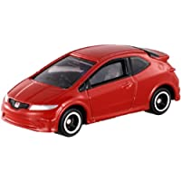 Tomica No.054 - Honda Civic Type R Euro (Box) (japan import