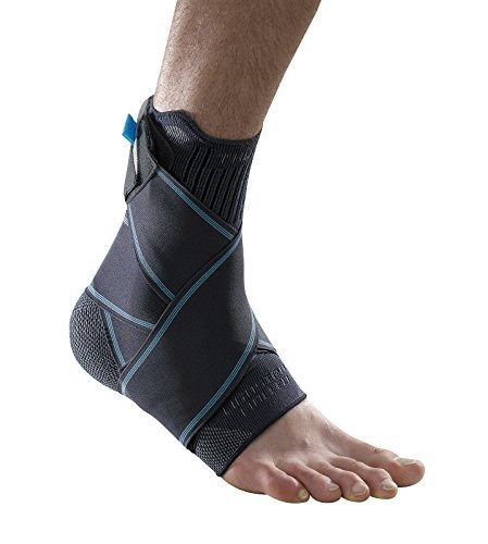 747e029e9cf89 Ligastrap Malleo Ankle Brace - Recommended for mild ankle ligament strains,  ankle sprains, chronic ankle laxity (loose ankle ligaments).