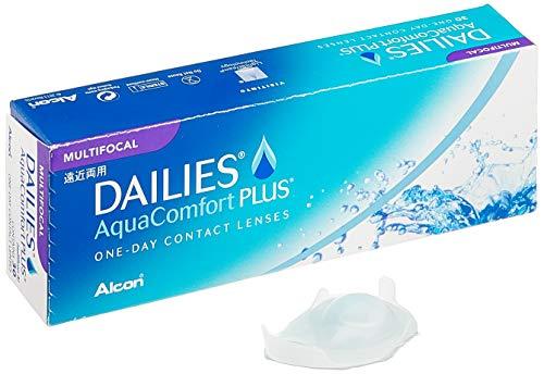 Alcon Ciba Vision Dailies AquaComfort Plus Multifocal Tageslinsen weich, 30 Stück / BC 8.7 mm / DIA 14 / ADD LOW / +5 Dioptrien