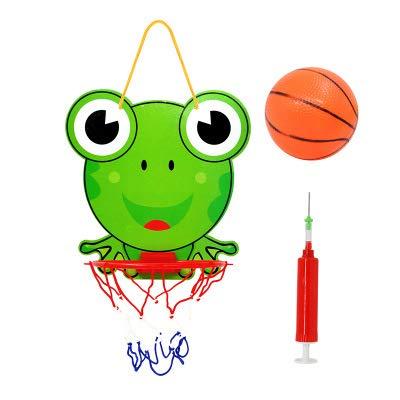 ac7c68a8a8a6e Lbsel Réglable Suspendue Mini Basketball Netball Hoop Set Jouets D'intérieur  en Plein Air Basketball