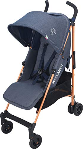 Maclaren passeggino quest - super accessoriato, leggero, compatto. newborn safety systemtm, compatibile con la culla portatile maclaren, cappottina estensibile upf 50+/impermeabile, accessori inclusi.