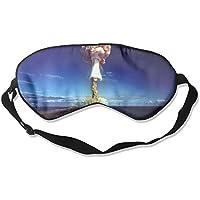 Eye Mask Eyeshade Explosion Effect Sleep Mask Blindfold Eyepatch Adjustable Head Strap preisvergleich bei billige-tabletten.eu