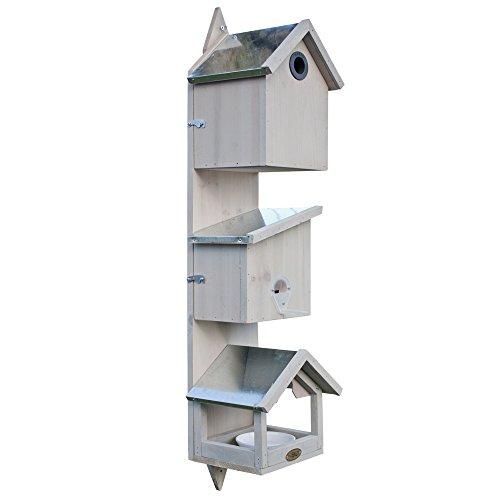 Habau 1766 Vogelstation Triple