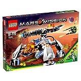 7649 Lego Mars Mission MT-201 Ultra-Drill Walker, 759 Teile