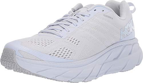 HOKA ONE ONE Clifton 6 Scarpe Sport Donne Bianco - 37 1/3 - Running/Trail