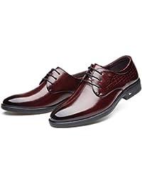 Fang-shoes, 2018 Zapatos Hombre, Cómodo clásico de los Hombres de Color Puro