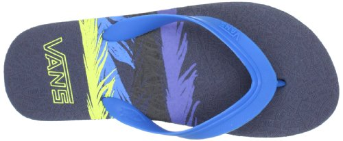 Vans Lanai VL905TG Herren Sandalen/Zehentrenner Blau (navy feathers)
