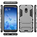 Ouyashun GT Case for Meizu M15 Case PC + TPU Soft Cover 5