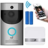 Best Doorbell Cameras - Video Doorbell Camera with Chime bell & Battery Review