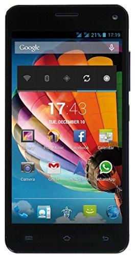 "MEDIACOM PhonePad DUO G501 M-PPDG501 VERDE Display IPS 5.0"" 854x480 MultiTouch - Quad Core 1"