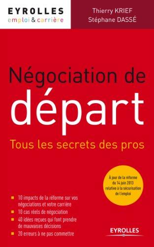 Négociation de départ